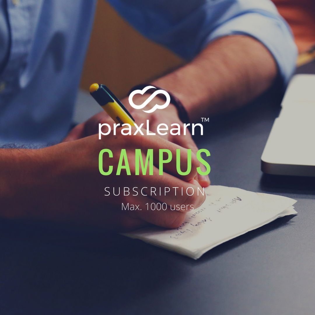 PraxLearn Campus Subscription