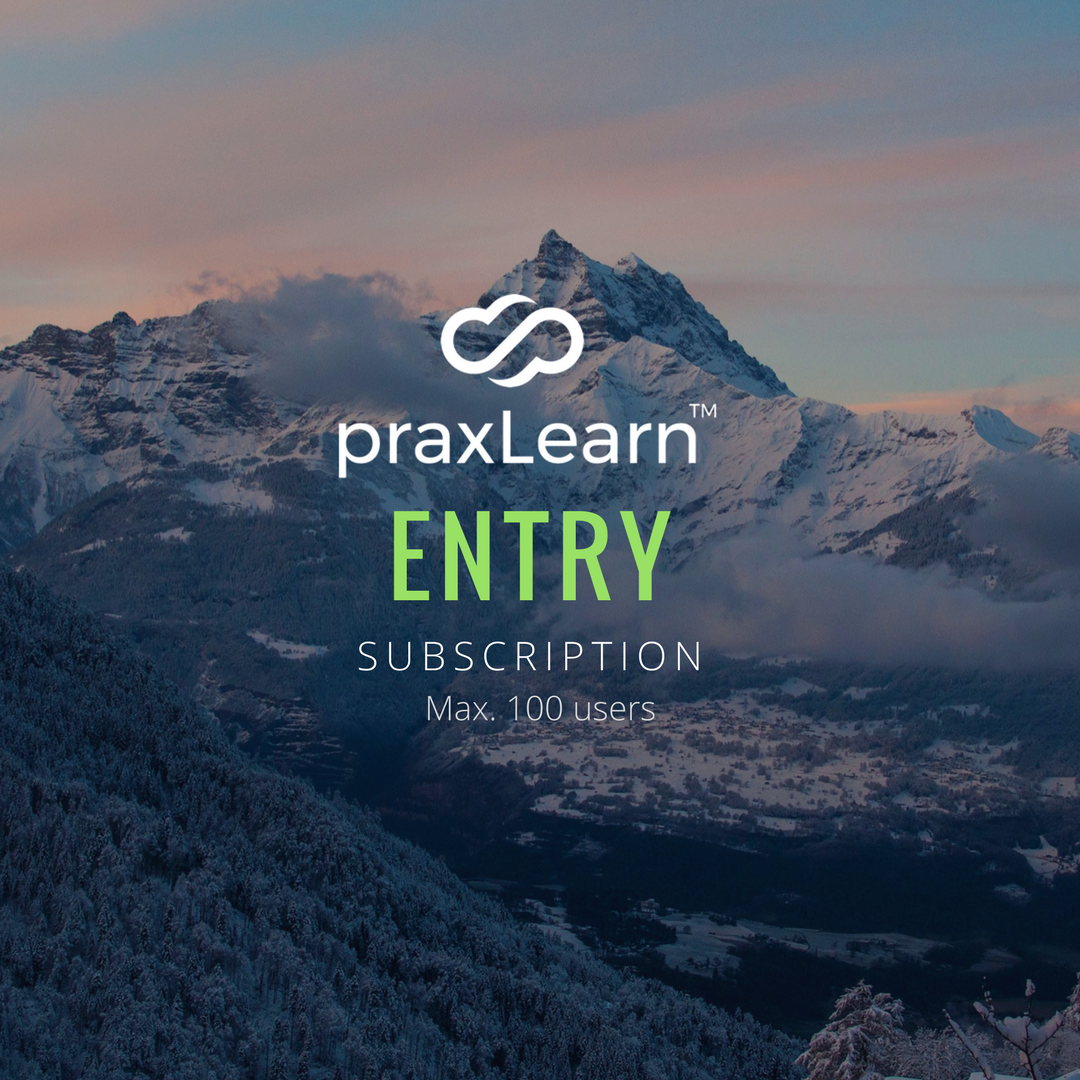 PraxLearn Entry Subscription