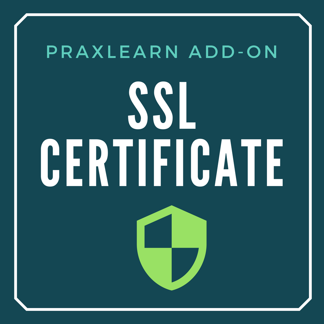 SSL Certificate Add-on